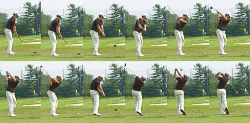 swing steve video analysis golf williamson